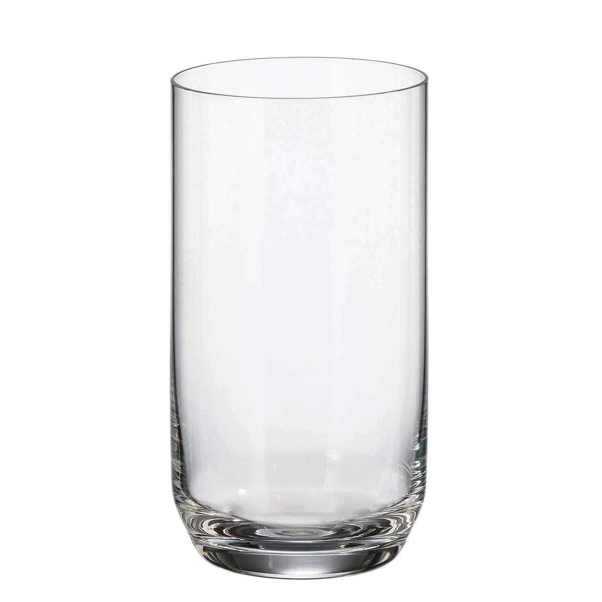Набор стаканов для воды Ara/Ines Crystalite Bohemia 400 мл(6 шт)