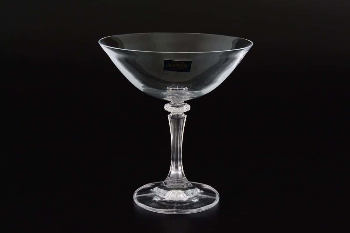 Набор бокалов для мартини 180 мл KLEOPATRA BRANTA Кристалайт Богемия