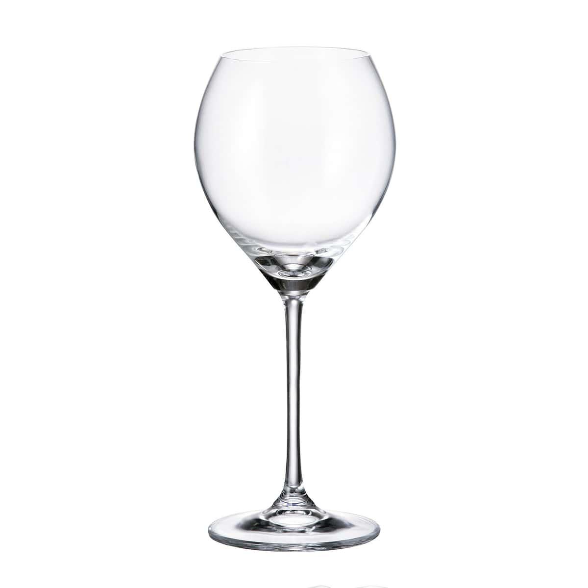 Фужер для вина Carduelis/Cecilia Crystalite Bohemia 390мл(1 шт)