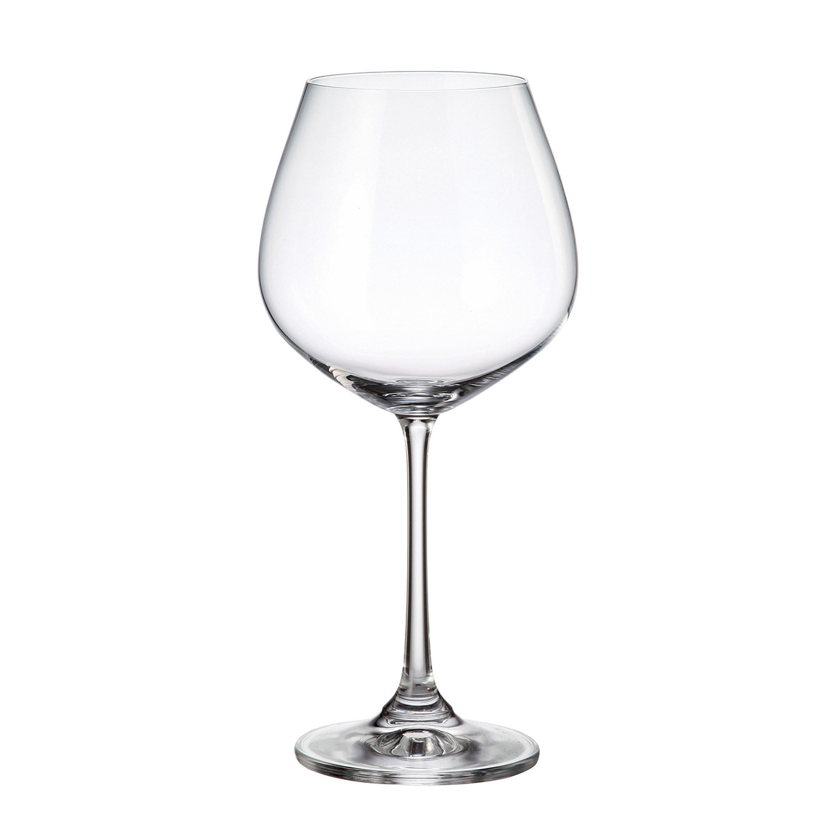 Набор бокалов для вина Columba Crystalite Bohemia 640 мл(6 шт)