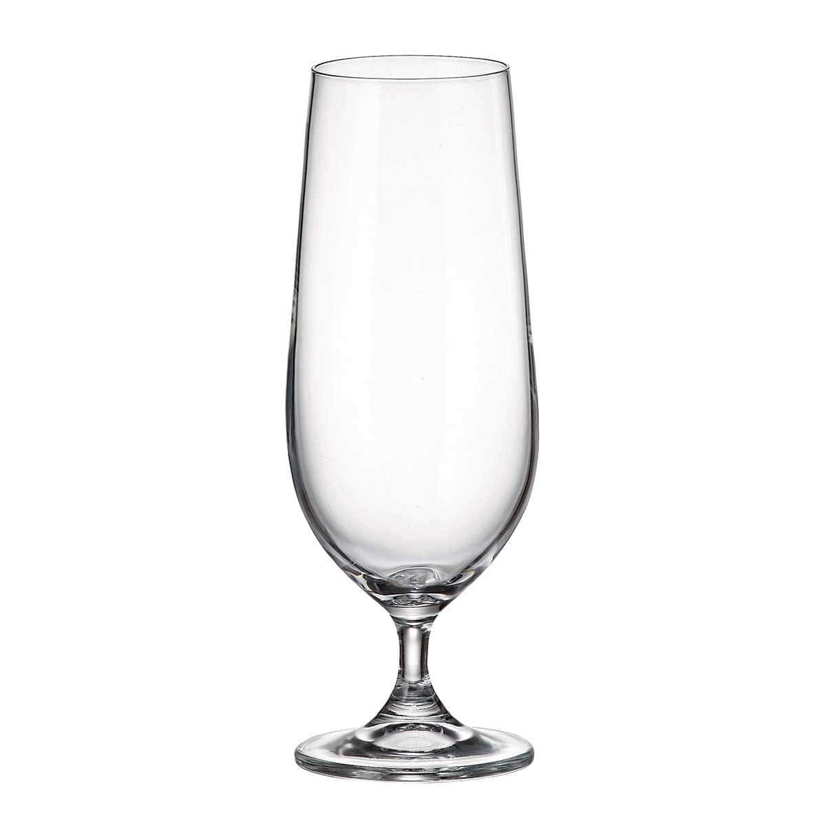 Набор бокалов для пива Columba Crystalite Bohemia 470мл (6 шт)