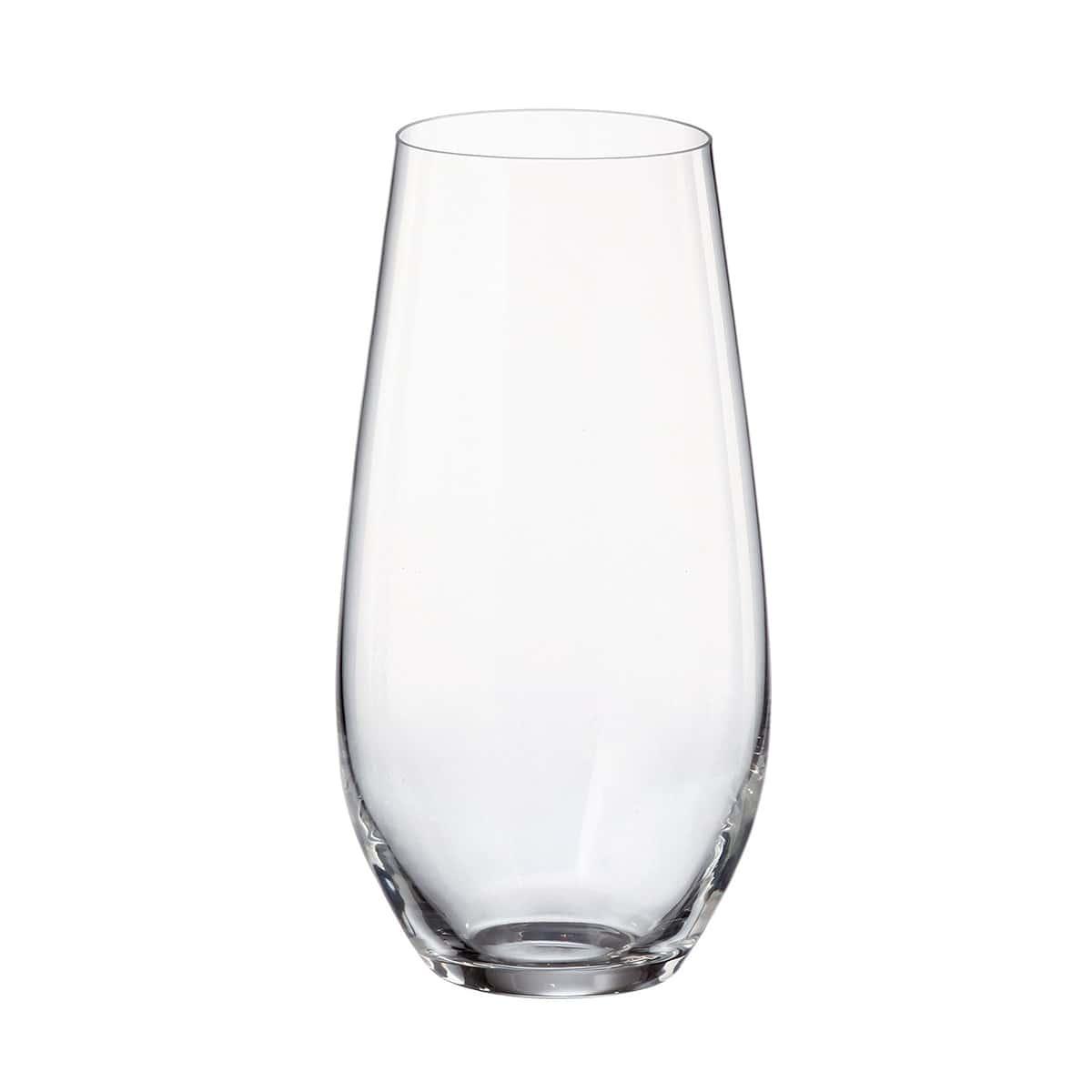 Набор стаканов для воды Columba Crystalite Bohemia 580 мл(6 шт)