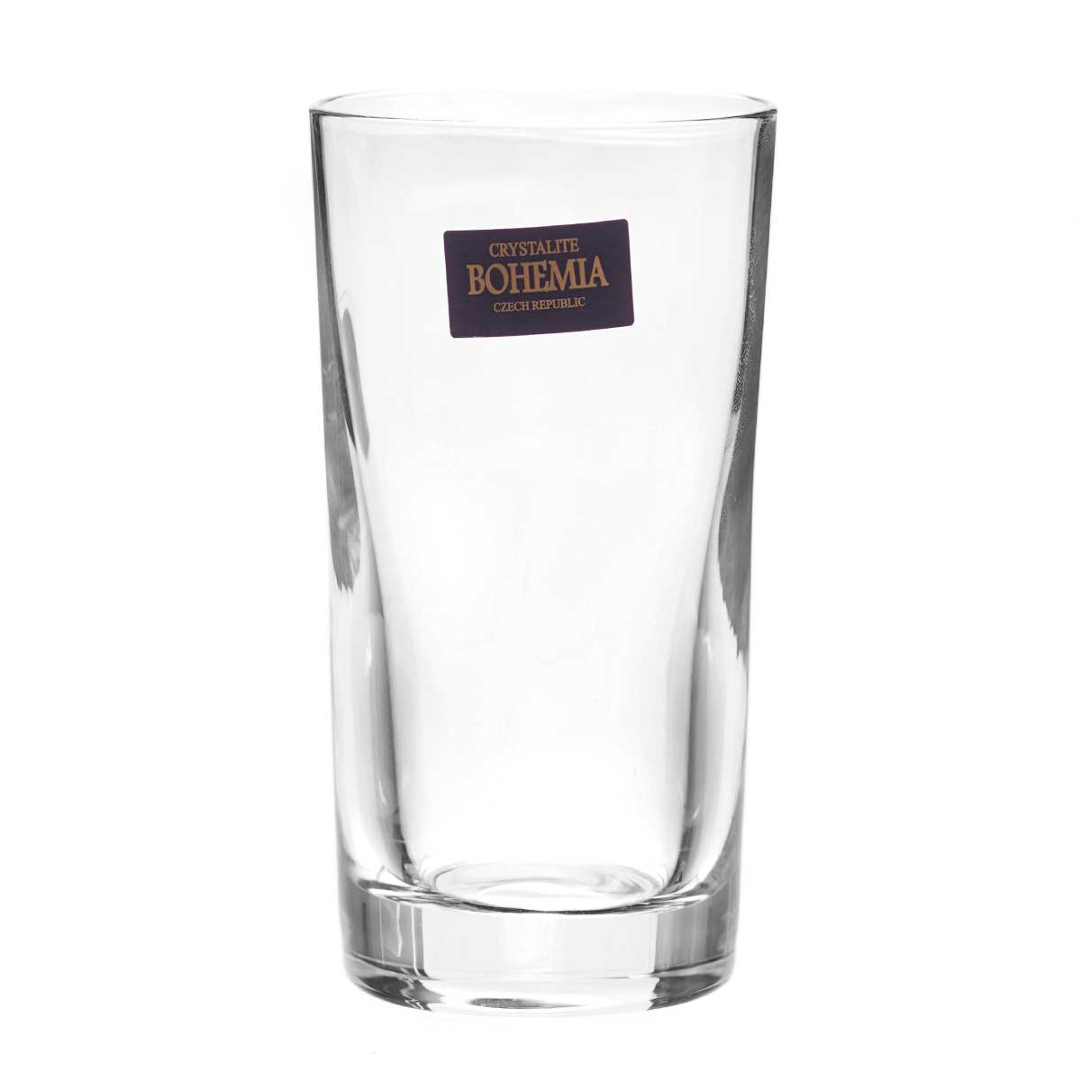 Набор стаканов Conica Crystalite Bohemia 125 мл(6 шт)