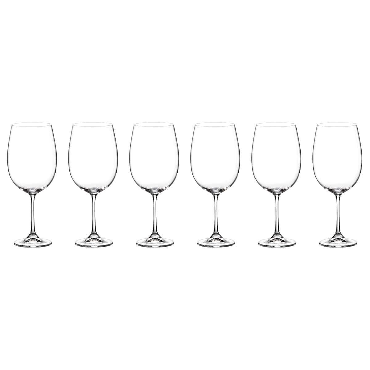 Фужер для вина MILVUS/BARBARA Crystalite 640 мл