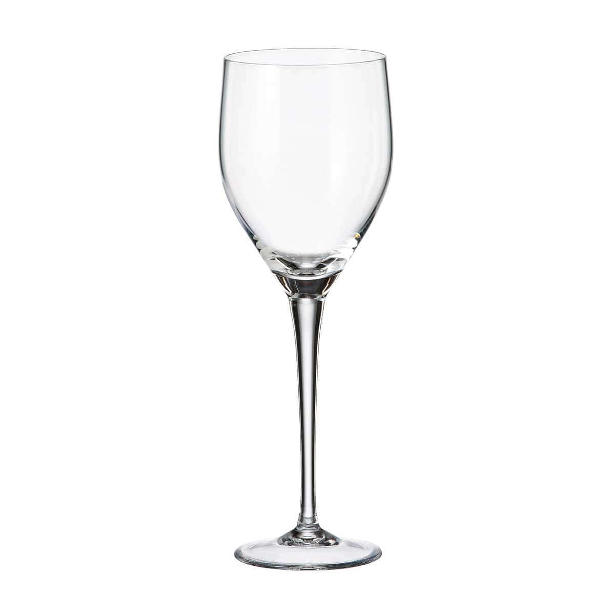 Набор бокалов для вина Sitta/stella Crystalite Bohemia 360мл