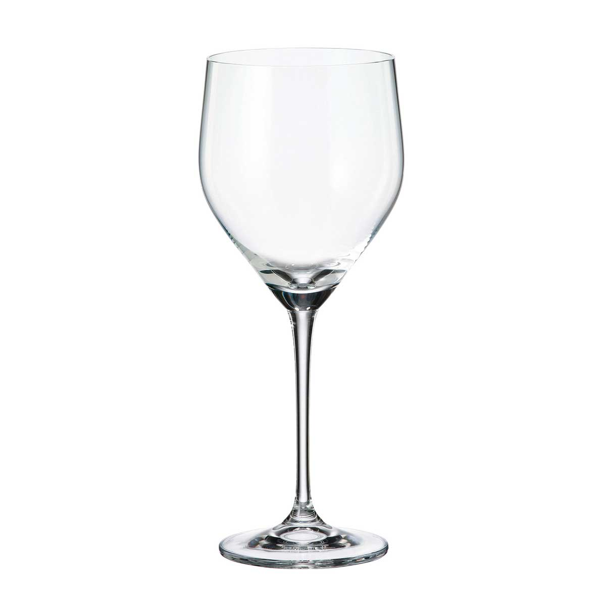 Набор бокалов для вина Sitta/stella Crystalite Bohemia 490мл