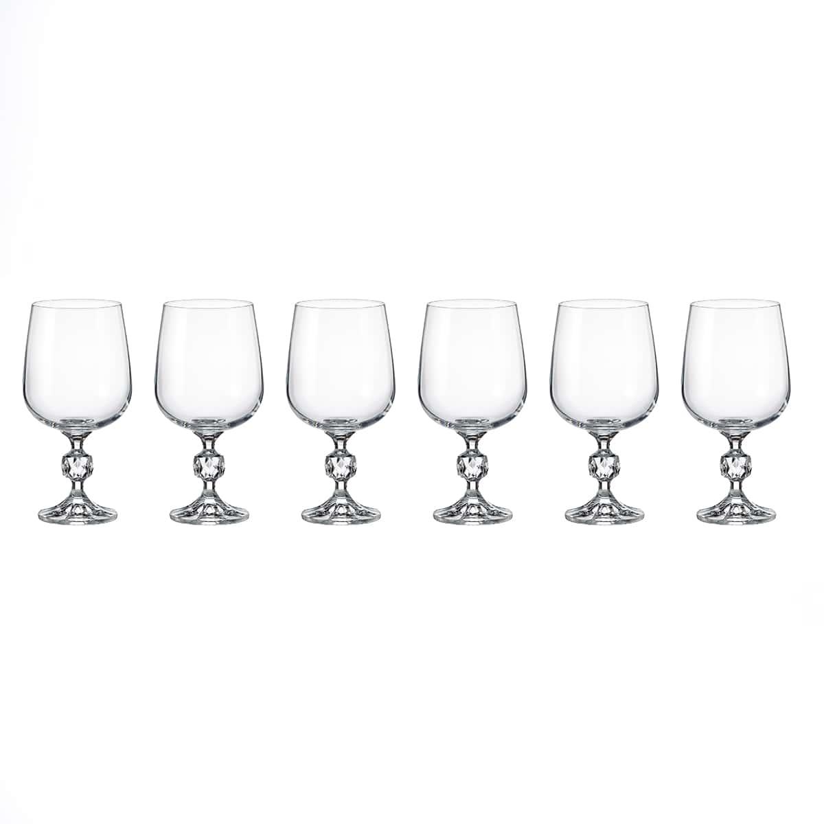 Фужер для вина STERNA/KLAUDIE Crystalite 340 мл