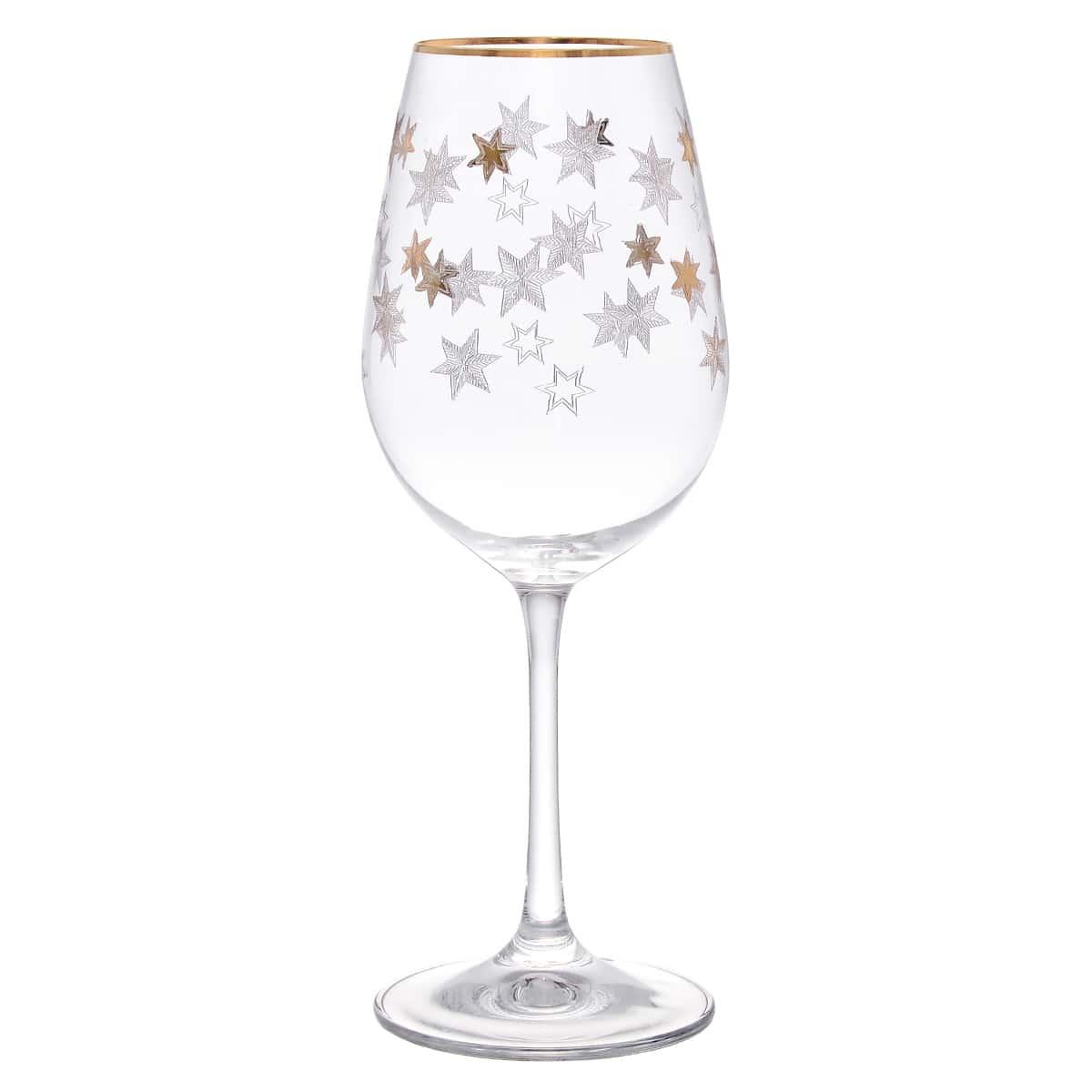 Набор бокалов для вина Crystalex 350мл (2шт)