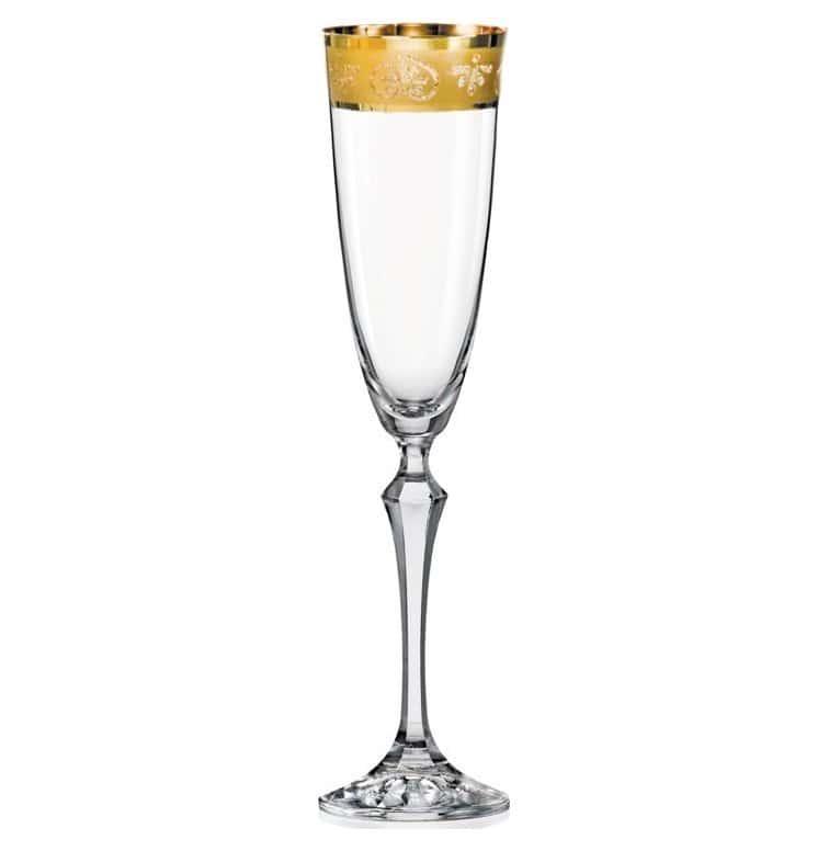 Фужер для шампанского Элизабет Crystalex Bohemia 200 мл