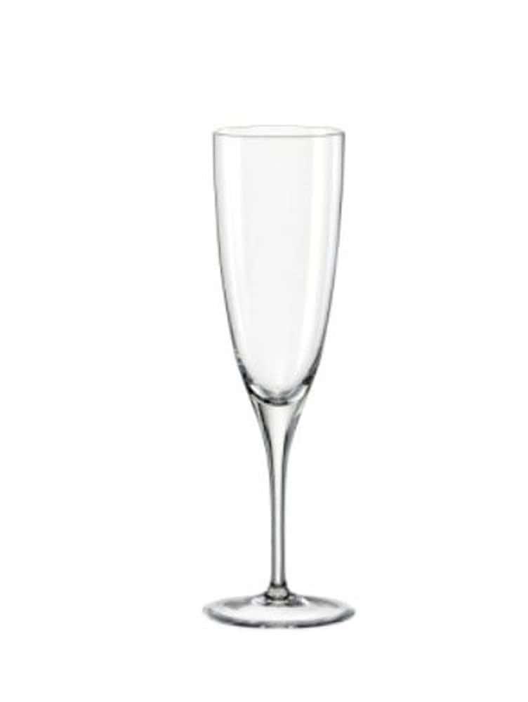 Набор фужеров для шампанского Kate Crystalex 220мл(6 шт)