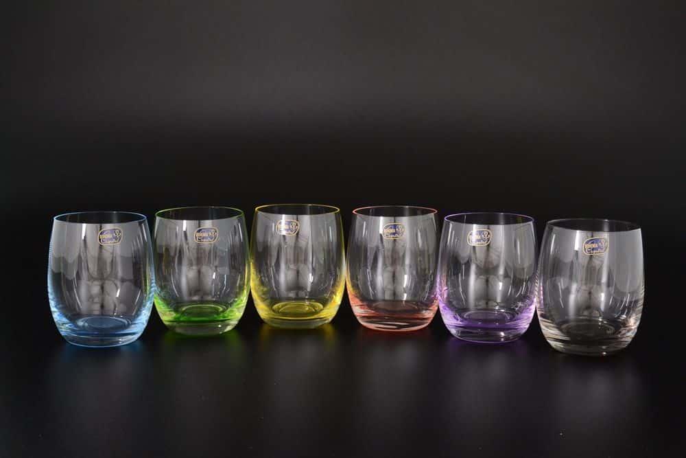 Набор стаканов для виски Арлекино Crystalex Bohemia 300 мл(6 шт)