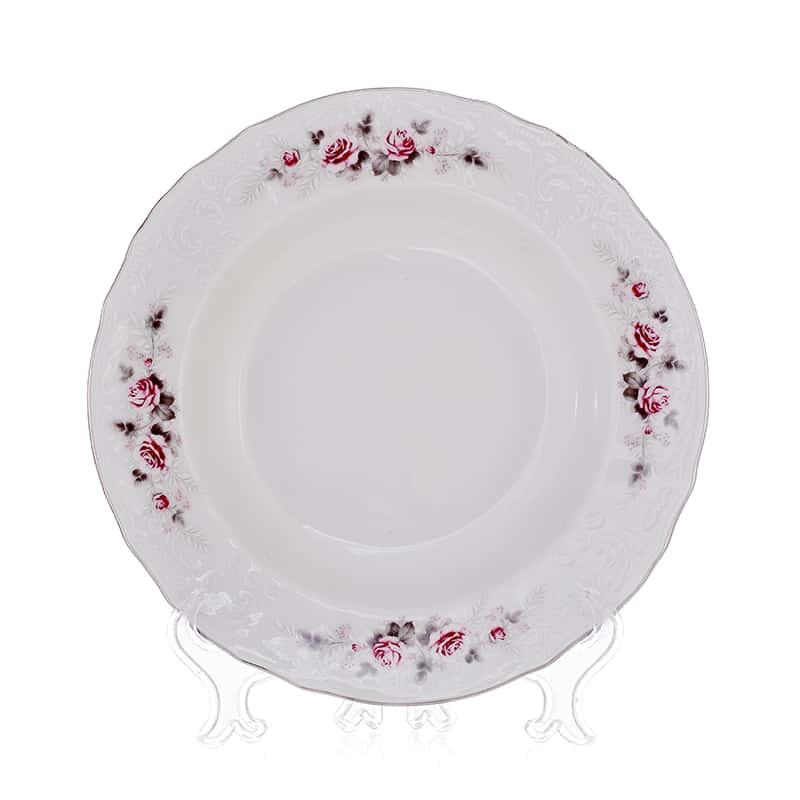 Глубокая тарелка 23см.1шт