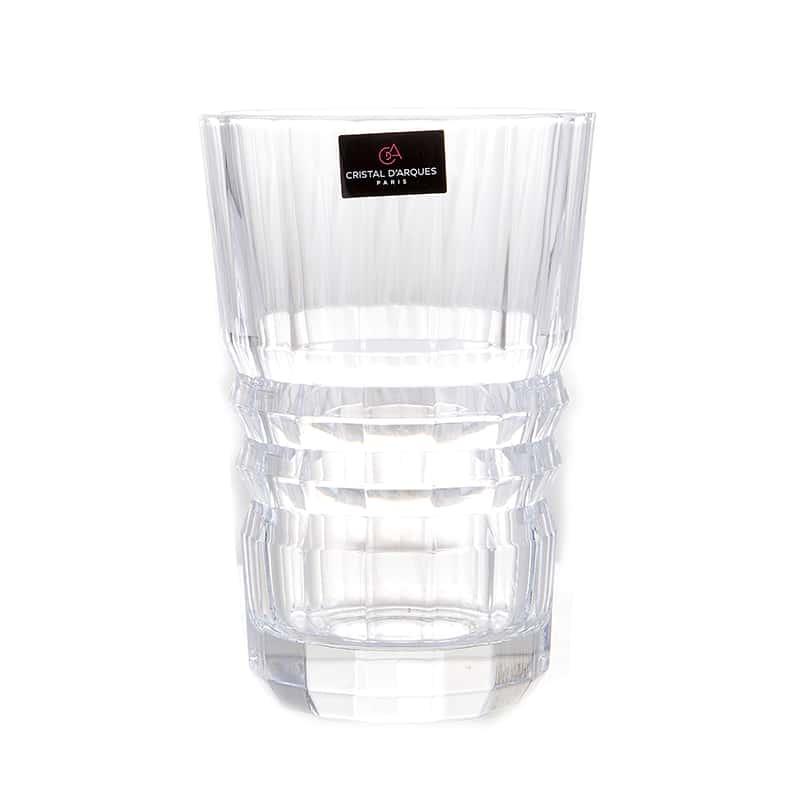 Набор из 6-ти высоких стаканов 280 мл ARCHITECTE Cristal d'Arques