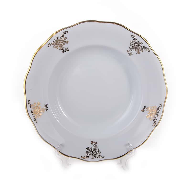 Набор глубоких тарелок 22,5см.6шт.