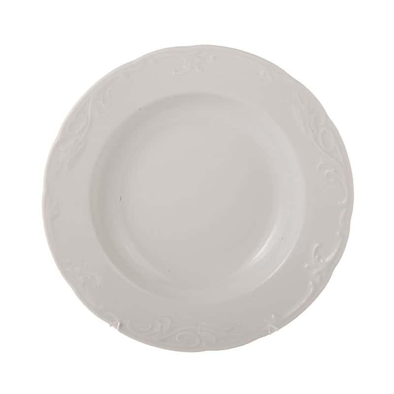 Набор тарелок глубоких 23см.6шт.