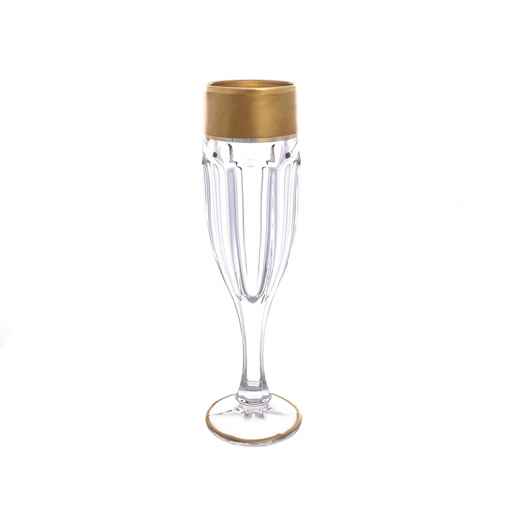 Набор фужеров для шампанского AS Crystal Safari 150 мл(6 шт)