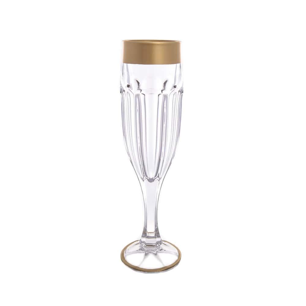 Набор фужеров для шампанского AS Crystal Safari 150 мл (6 шт)