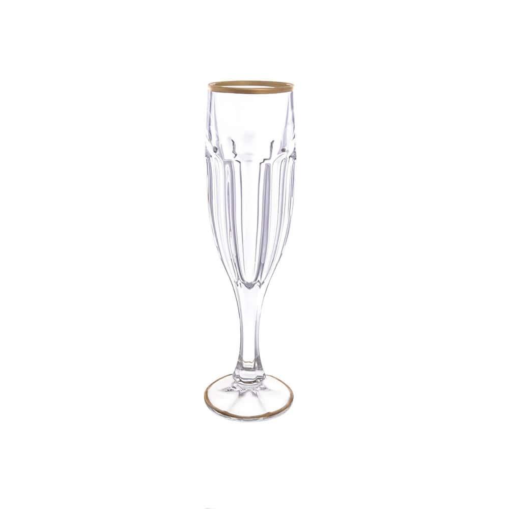 Набор фужеров для шампанского AS Crystal Safari 150 мл