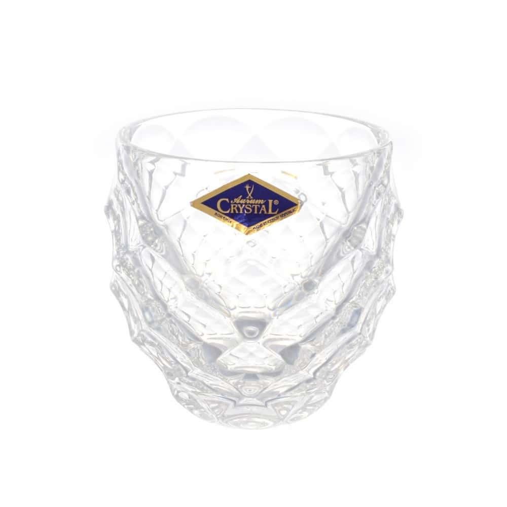 Набор стаканов Aurum Crystal Morres 340 мл 6 шт.