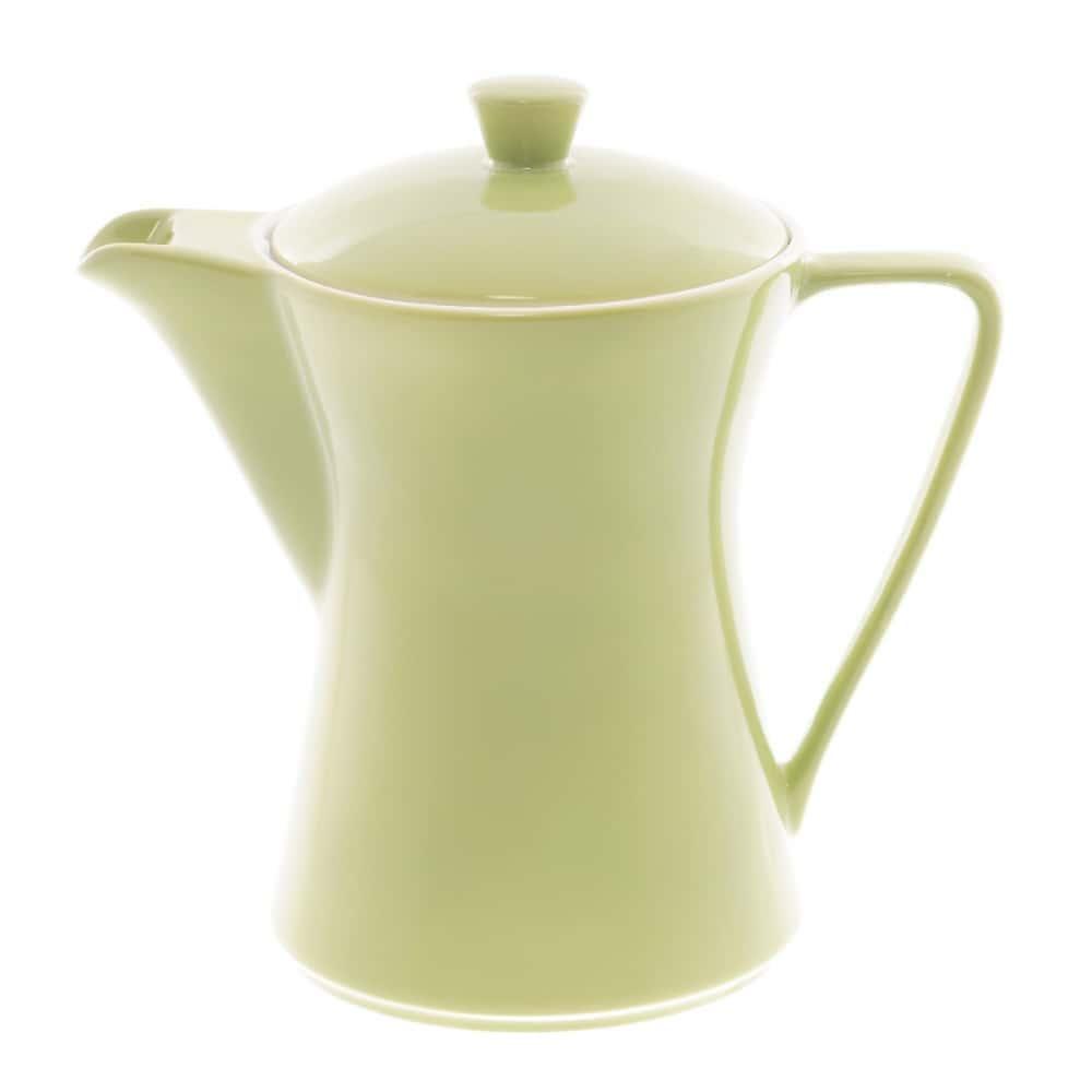 Кофейник Benedikt 1л зеленый