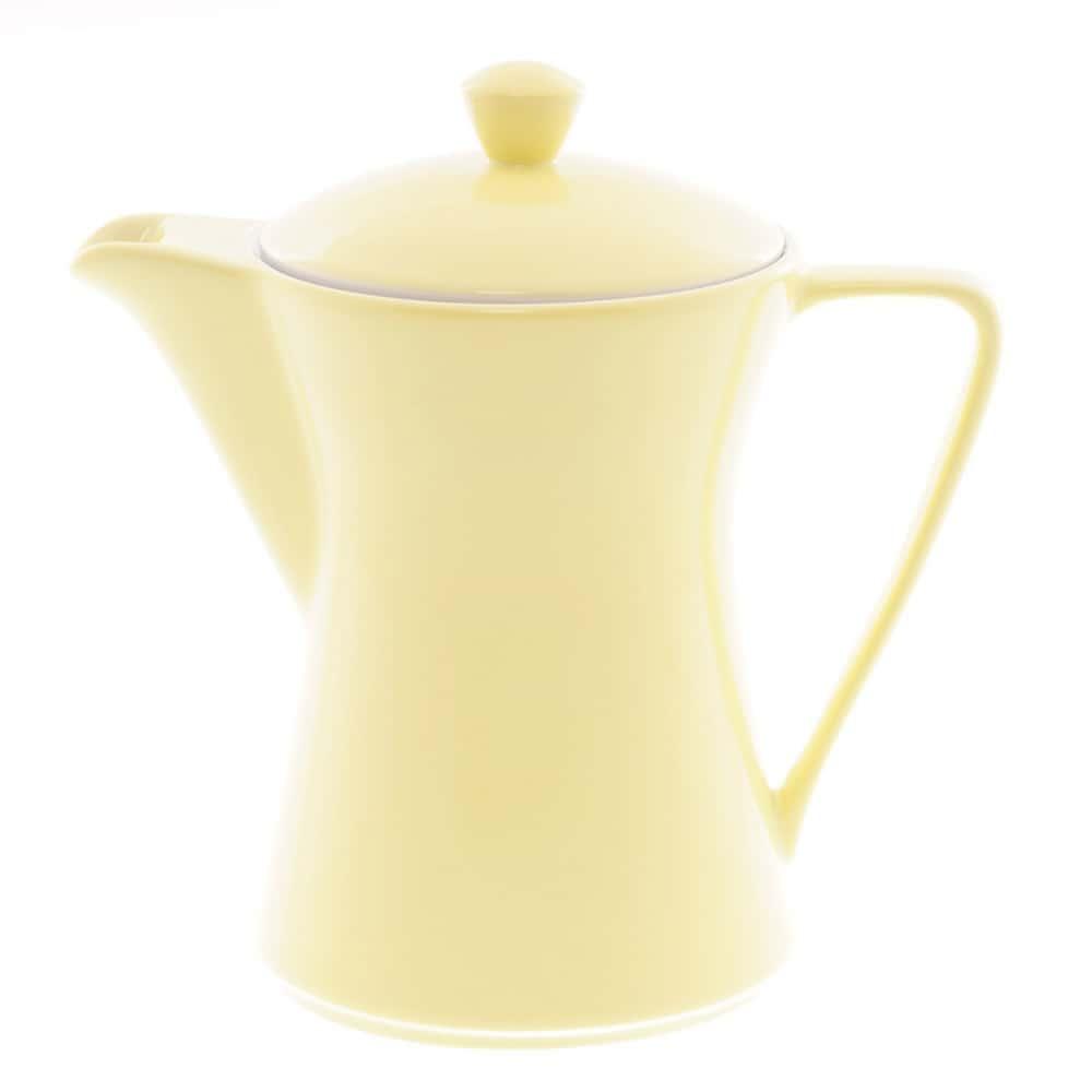 Кофейник Benedikt 1л желтый