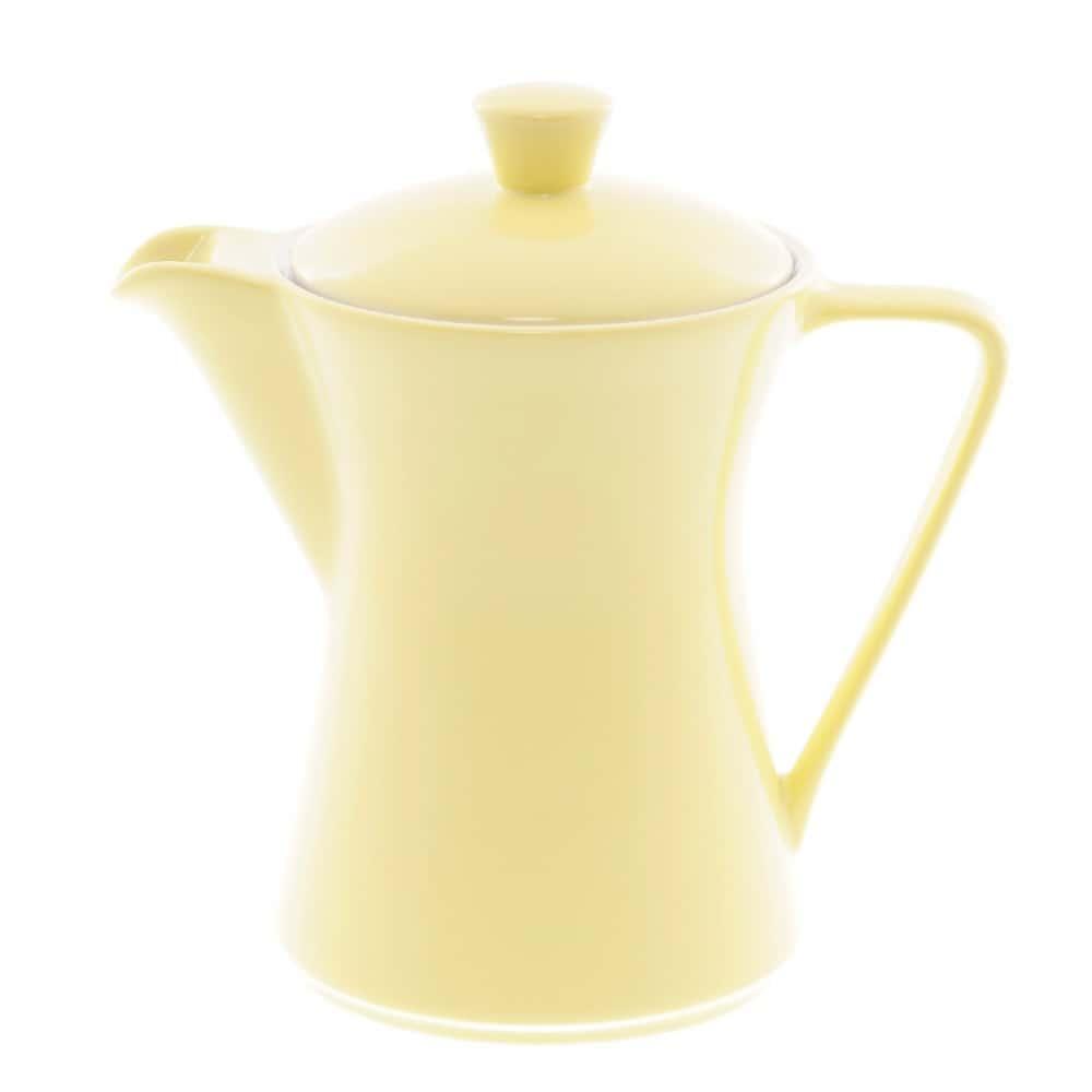 Кофейник Benedikt 0,6л желтый