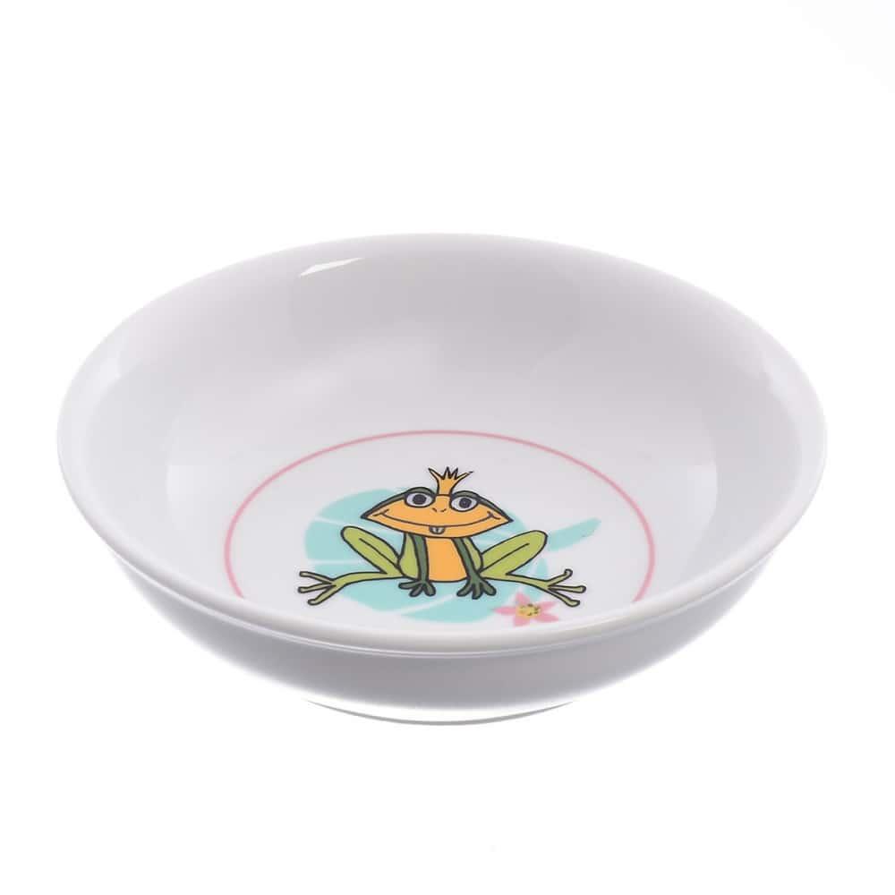 Салатник Benedikt Baby Porcelain 13 см Царевна-Лягушка