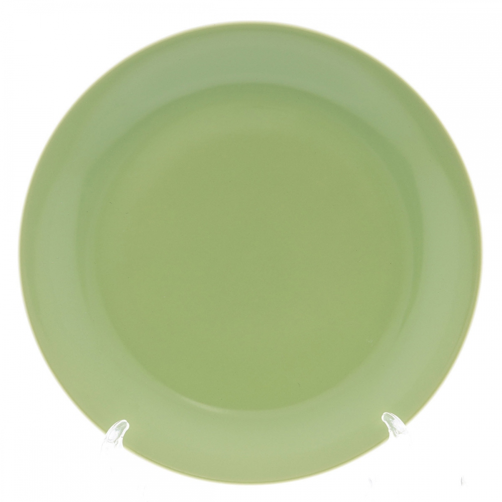Тарелка Benedikt 17см зеленая