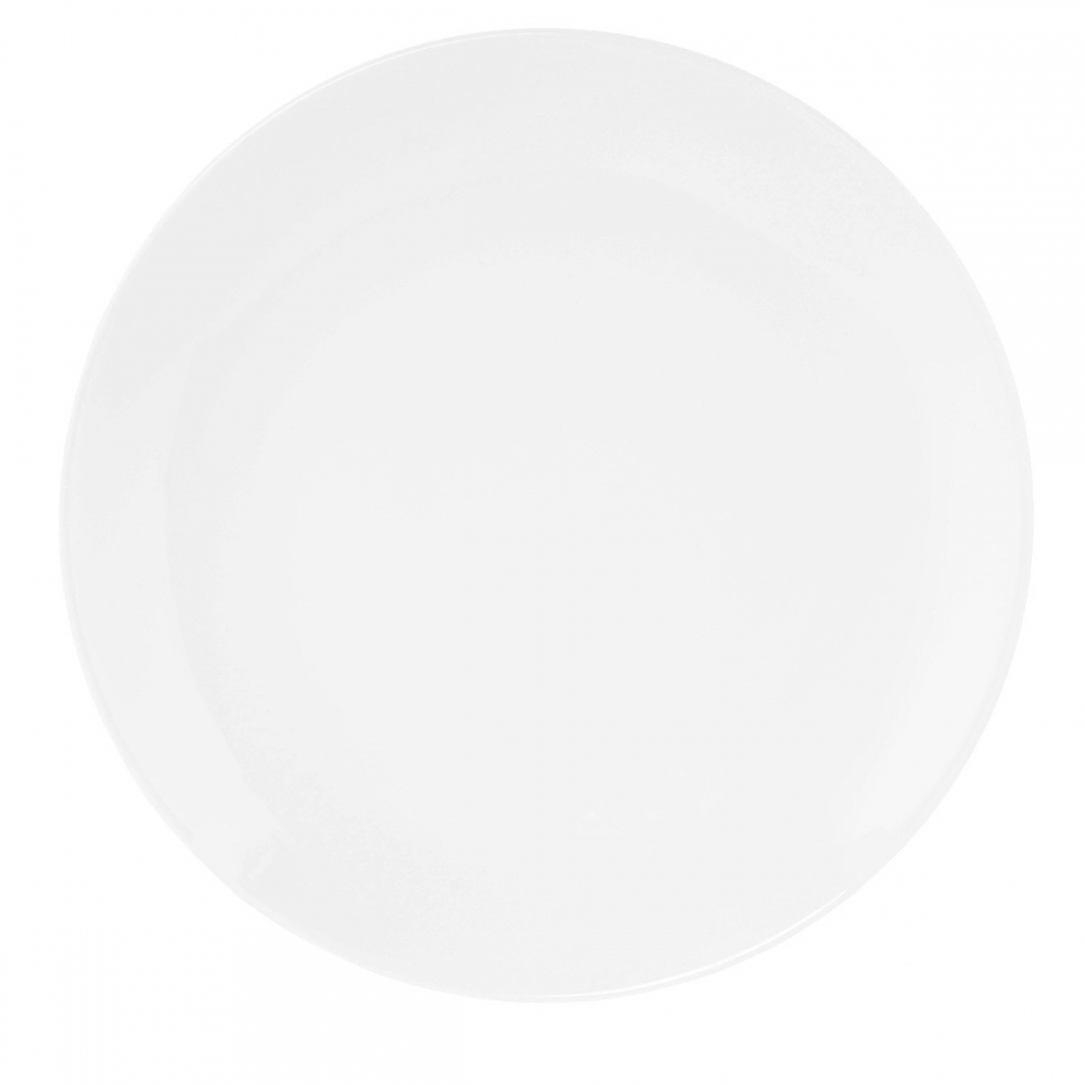 Тарелка глубокая Benedikt Choco creme 23см