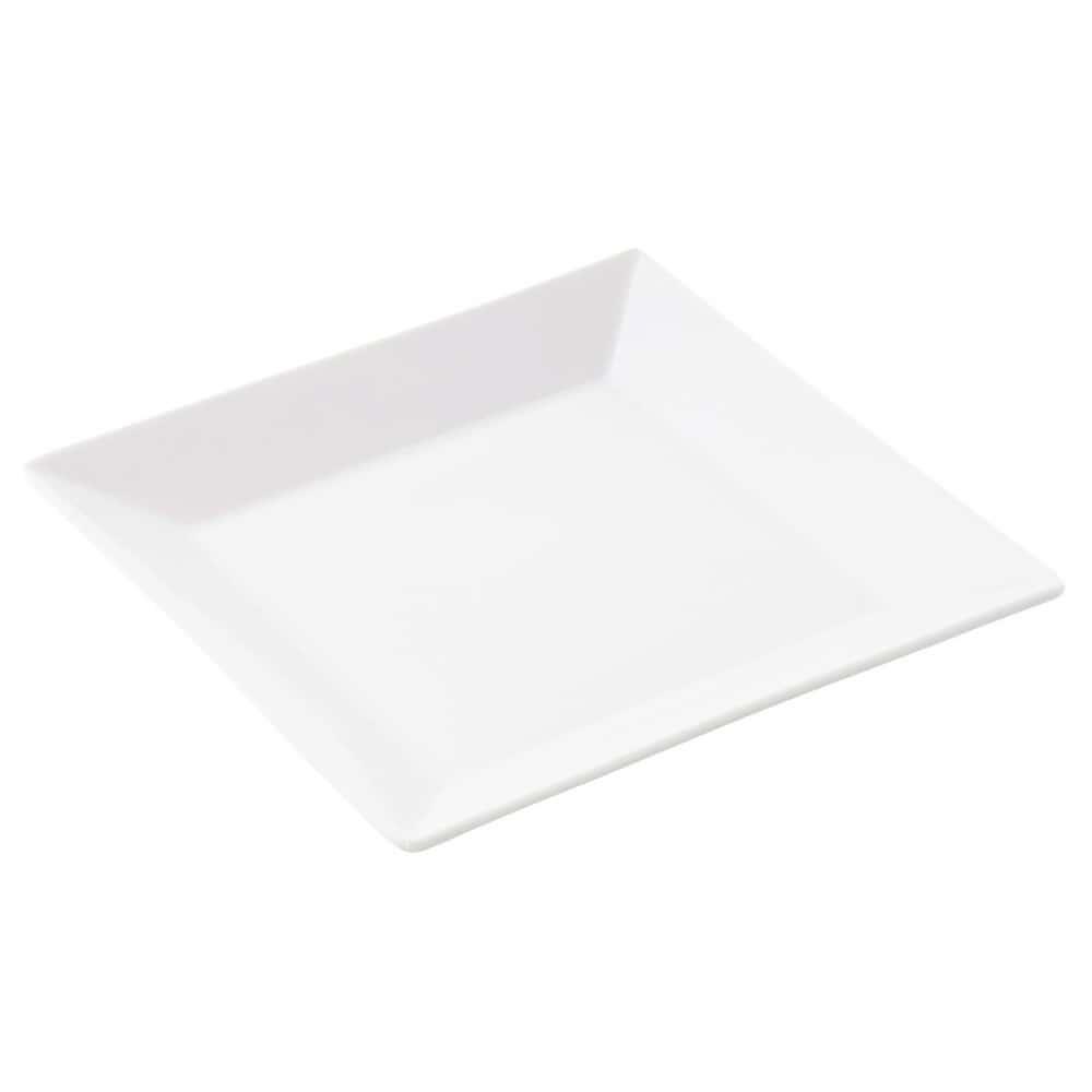 Тарелка квадратная глубокая Benedikt Actual