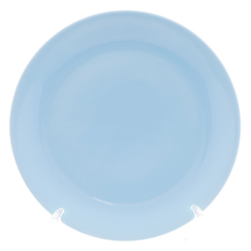 Тарелка Benedikt 17см голубая