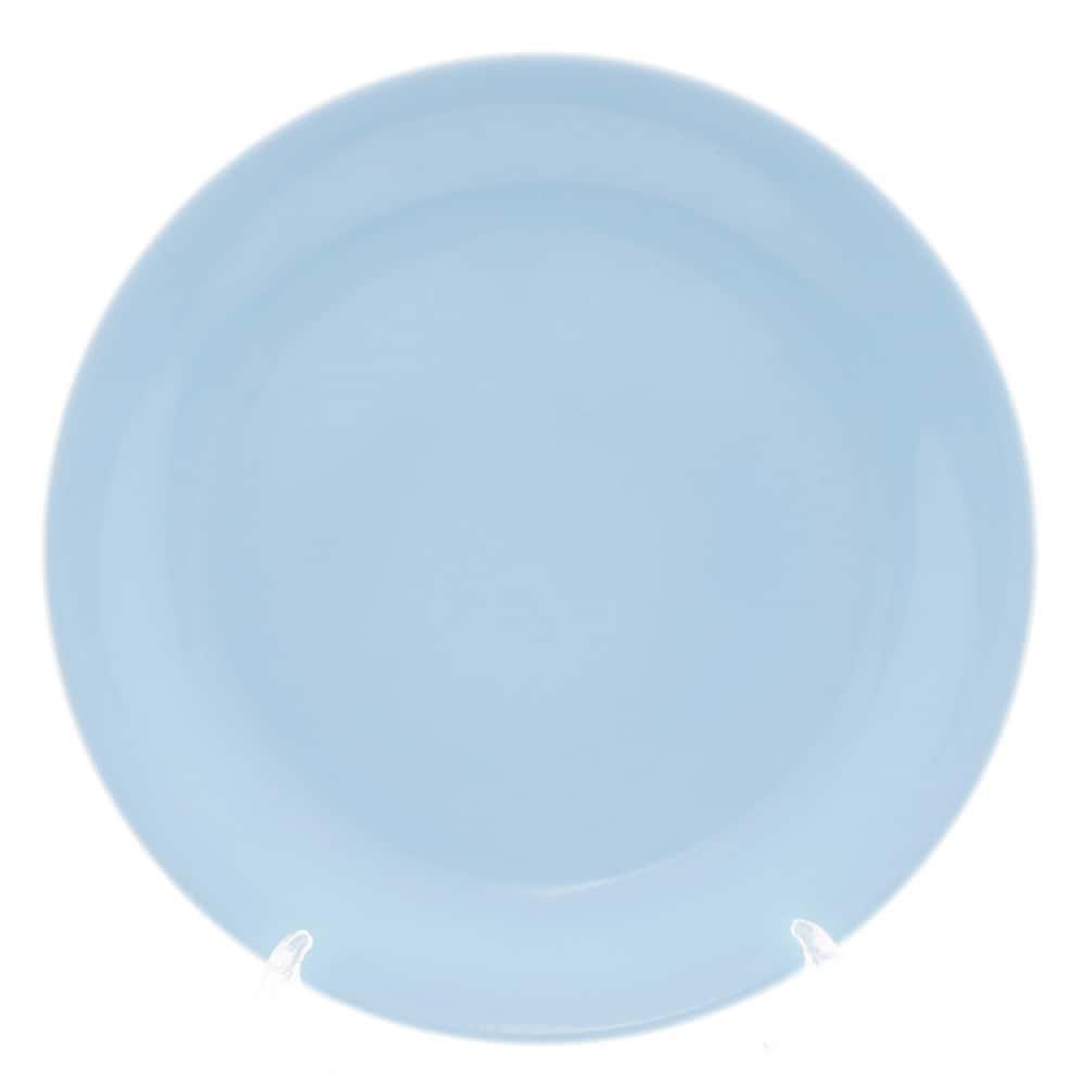 Тарелка Benedikt 19см голубая