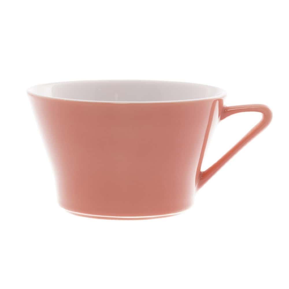 Чашка чайная Benedikt 200мл красная