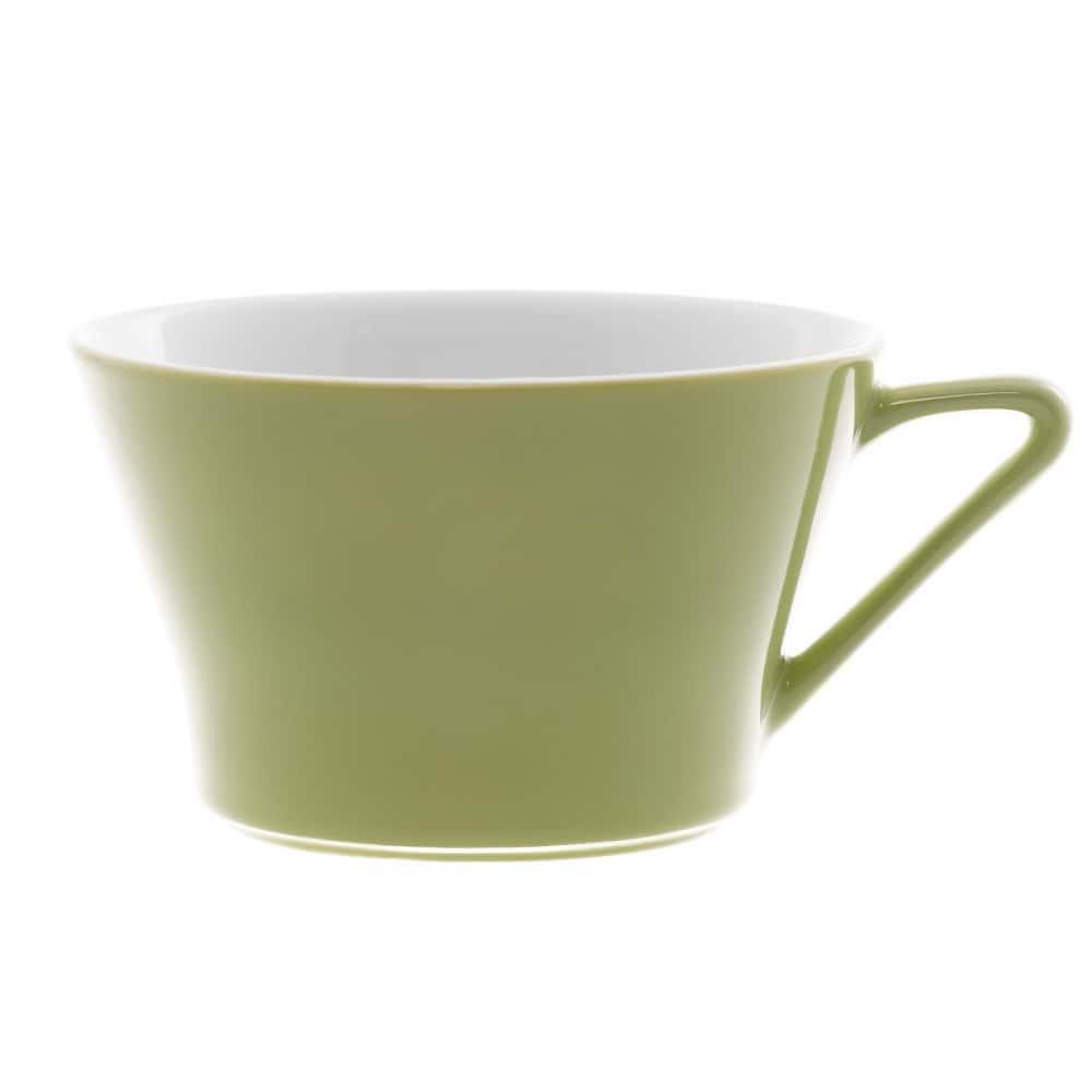 Чашка чайная Benedikt 200мл зеленая