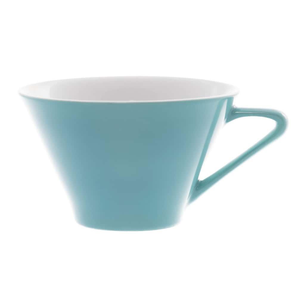 Чашка чайная Benedikt бирюза 180мл