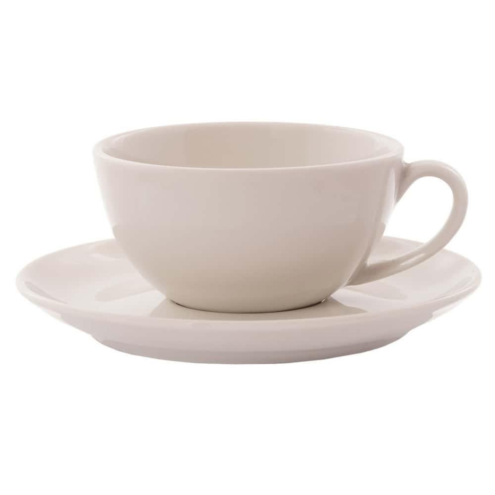 Чайная пара Benedikt Choco creme низкие