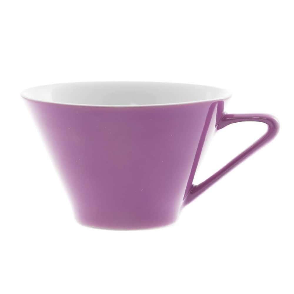 Чашка чайная Benedikt Сиреневая 180мл