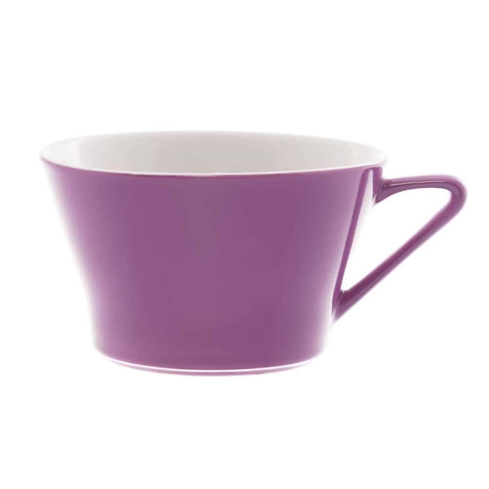 Чашка чайная Benedikt Сиреневая 200мл