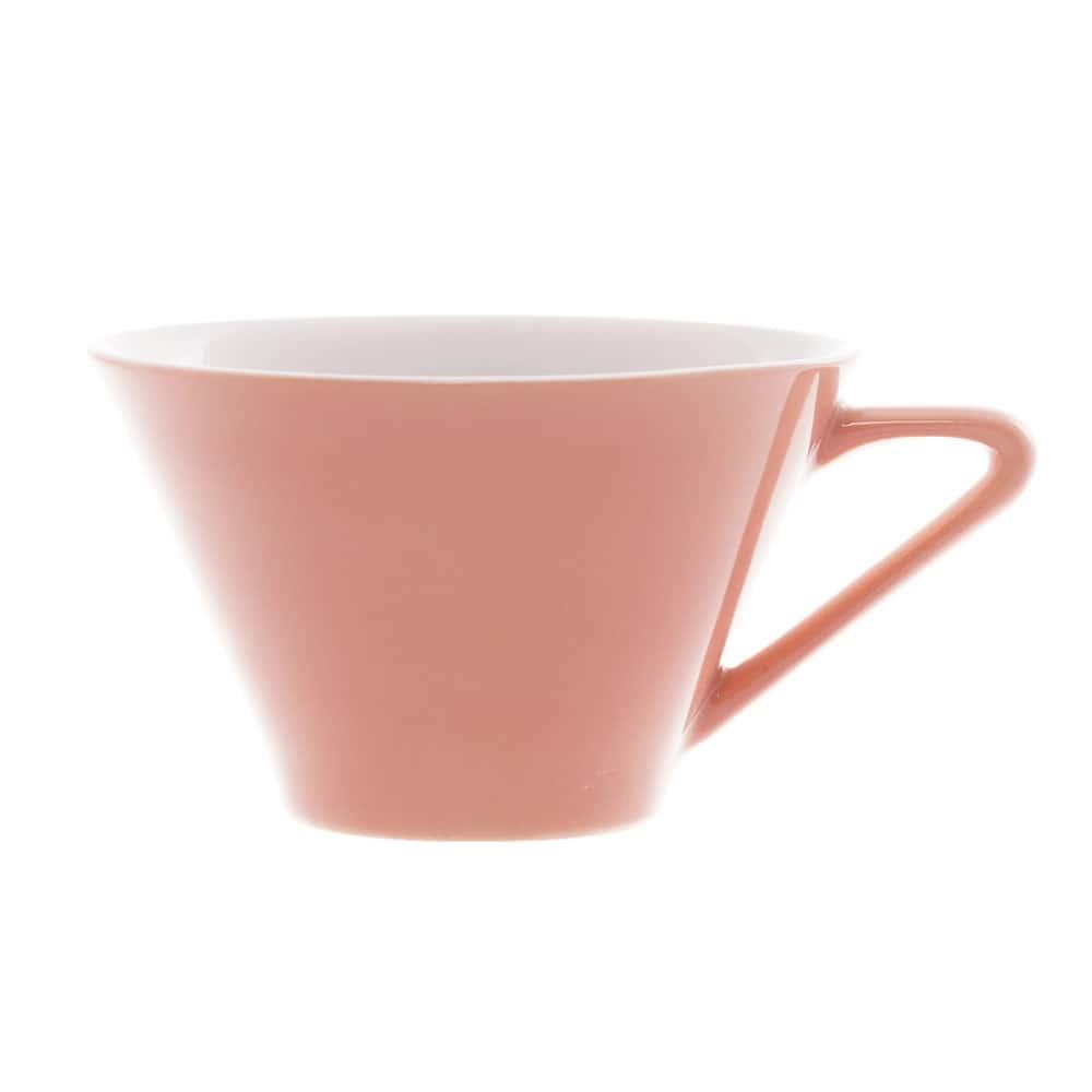 Чашка чайная Benedikt 180мл красная