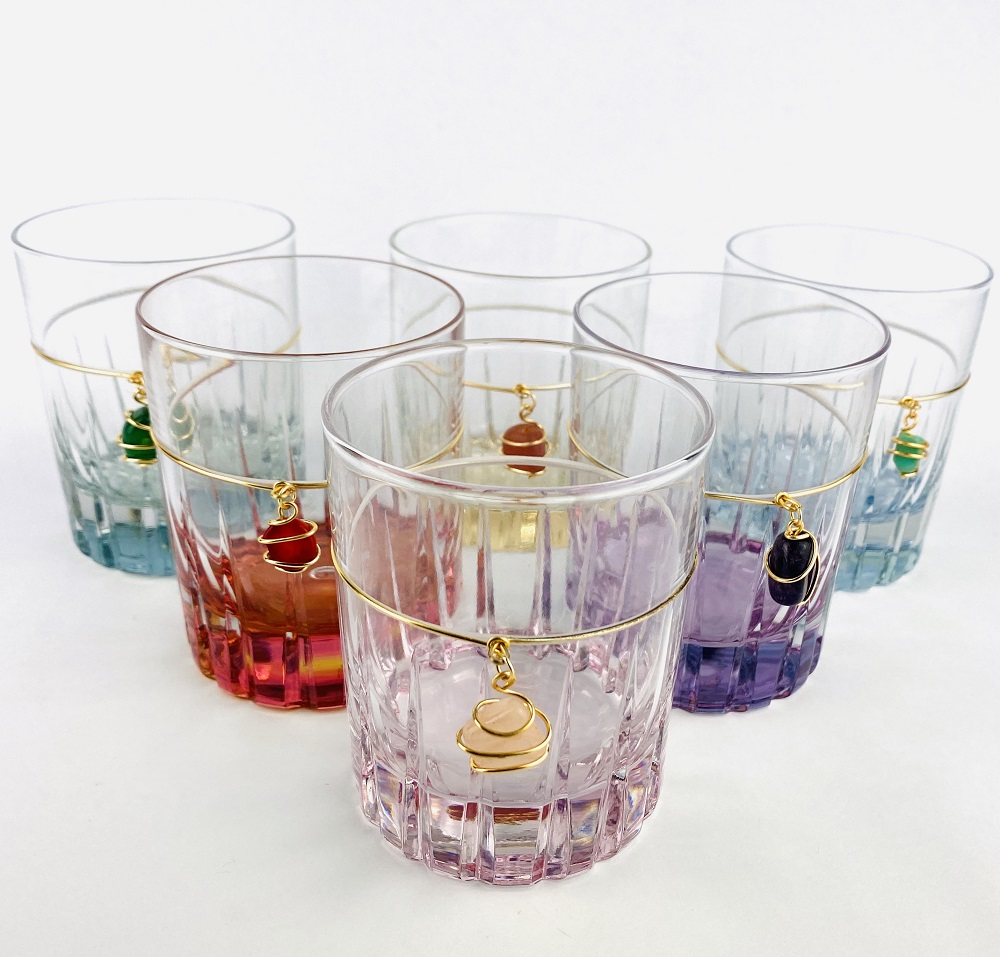 Набор стаканов низких 6шт.