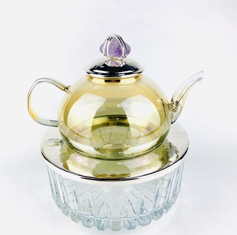 Чайник заварочный с подставкой 51N.