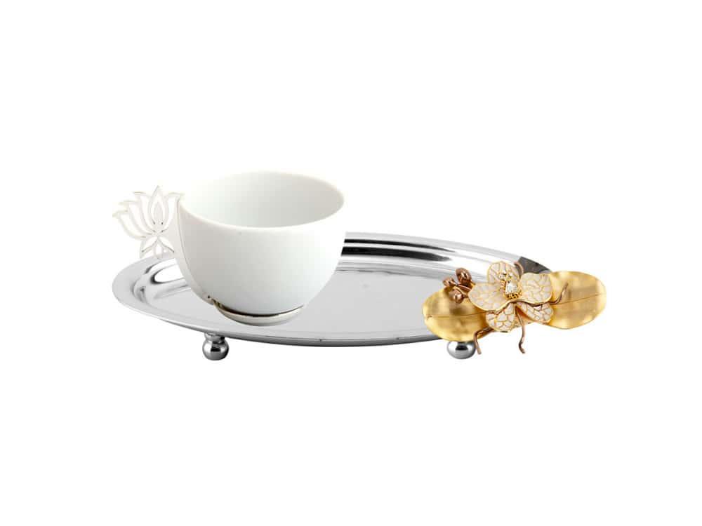 Набор для кофе на 1перс.2пред.