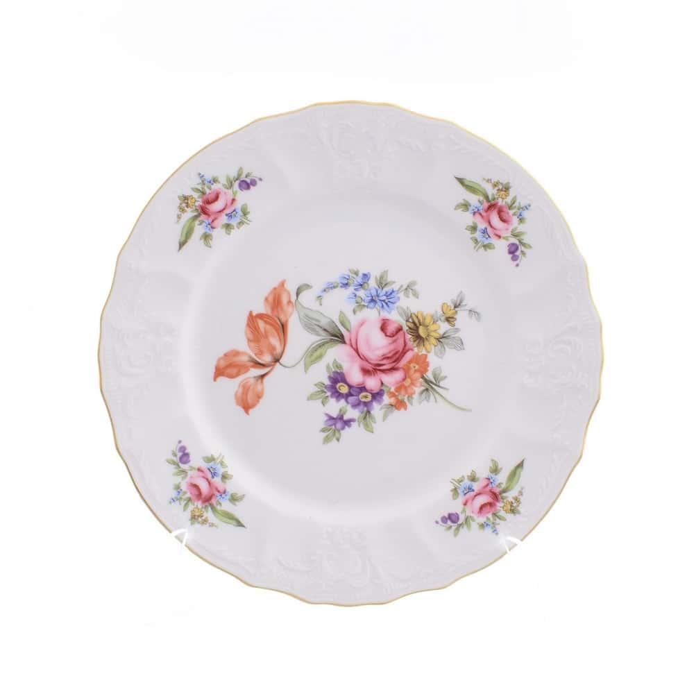 Тарелка Bernadotte Полевой цветок 19 см(1 шт)