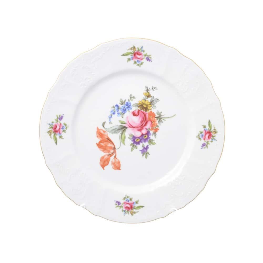 Тарелка Bernadotte Полевой цветок 25 см(1 шт)