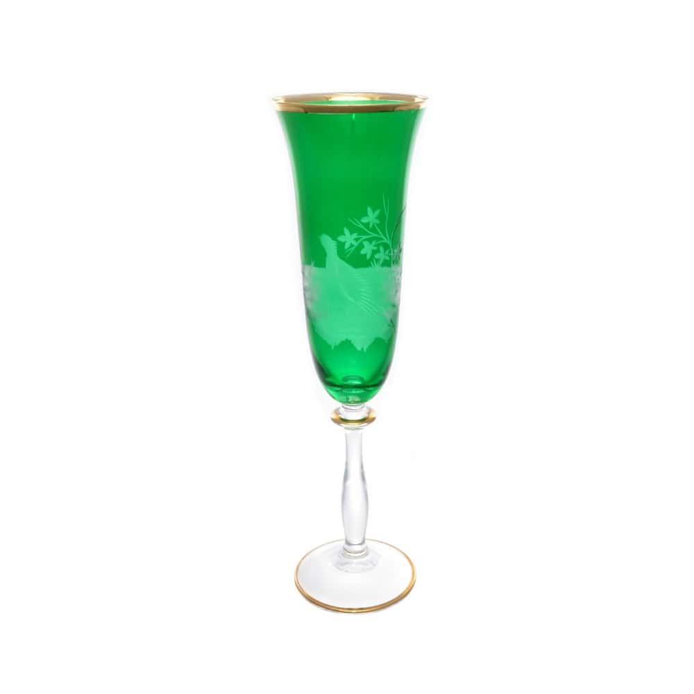 Набор фужеров для шампанского E-S 190 мл Bohemia