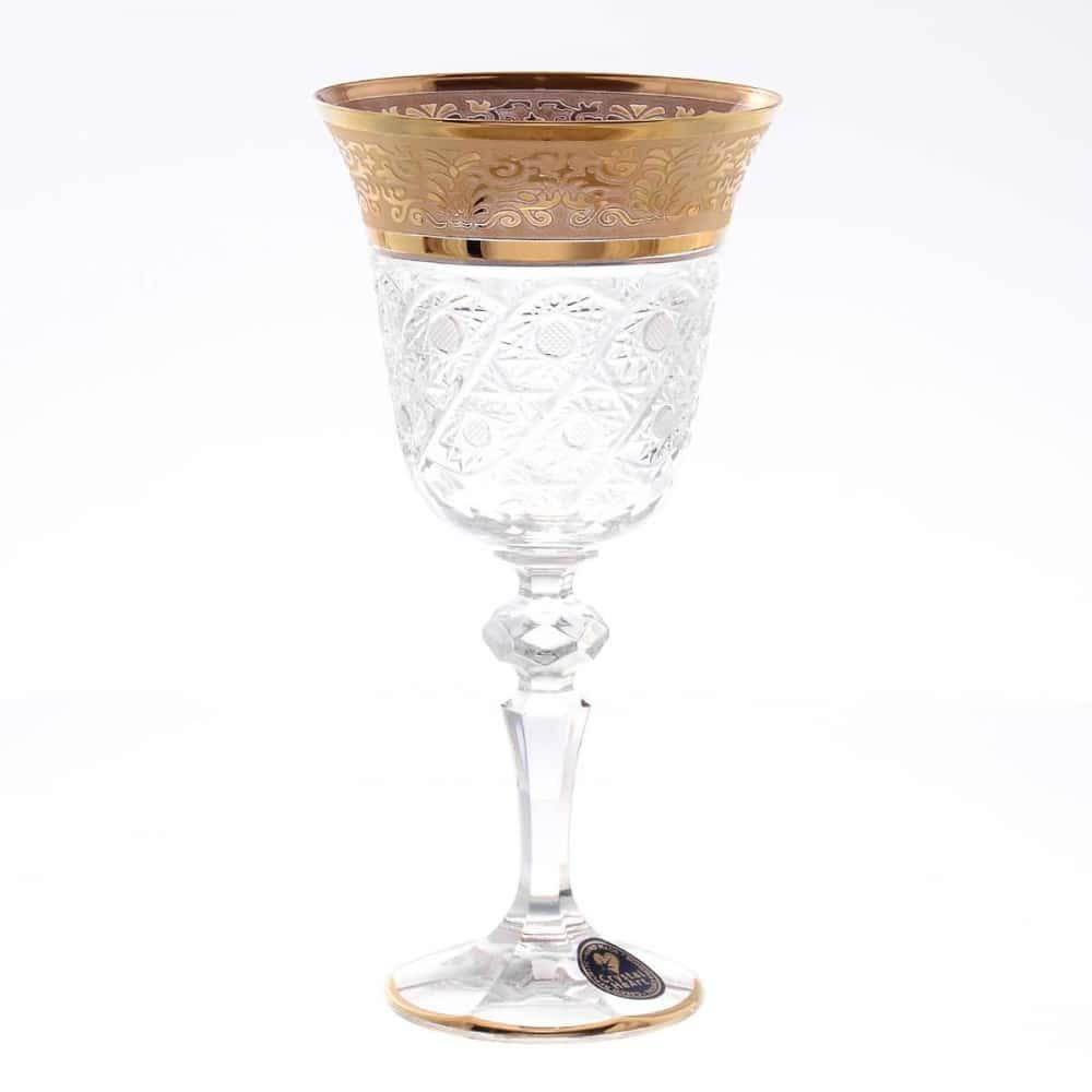 Набор бокалов для вина Crystal Heart 220мл (6 шт)