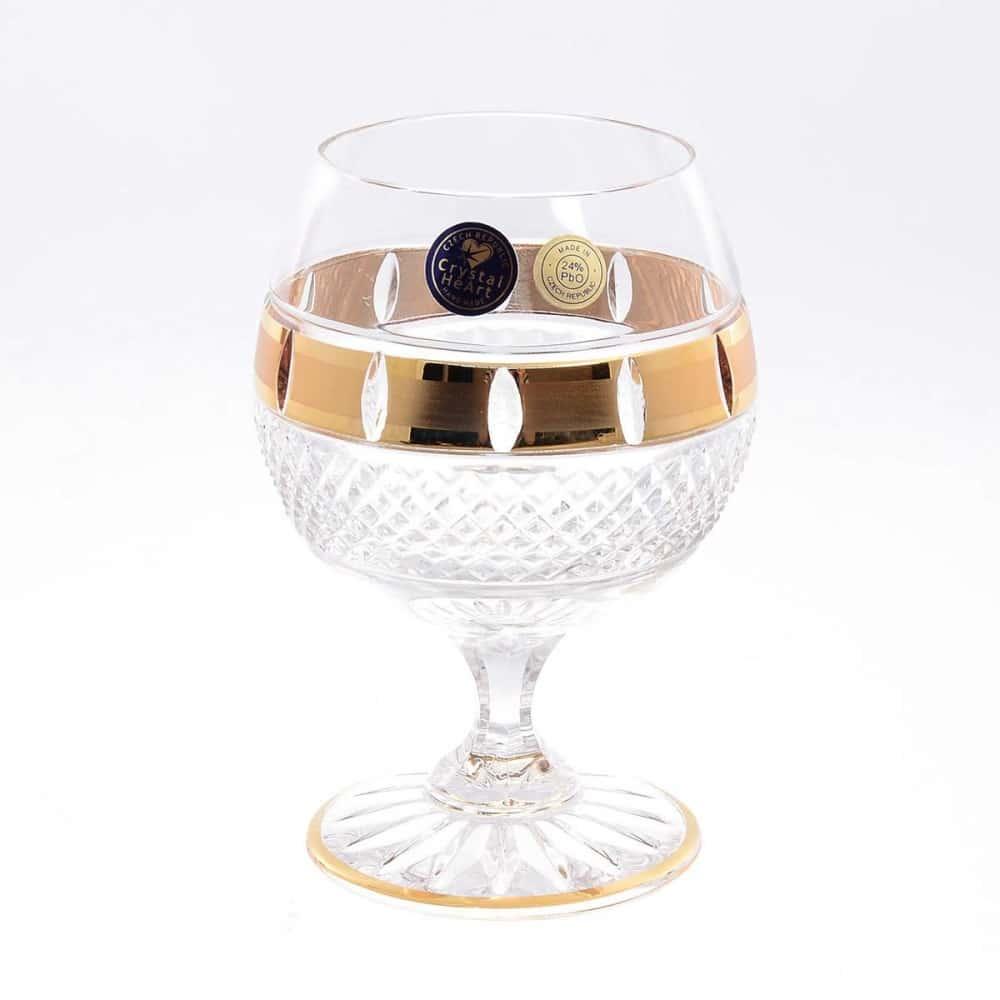Набор бокалов для вина Crystal Heart 250мл (6 шт)