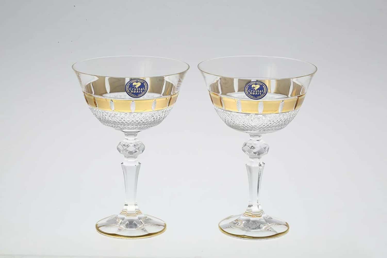 Набор бокалов для вина Crystal Heart 180мл (2 шт)