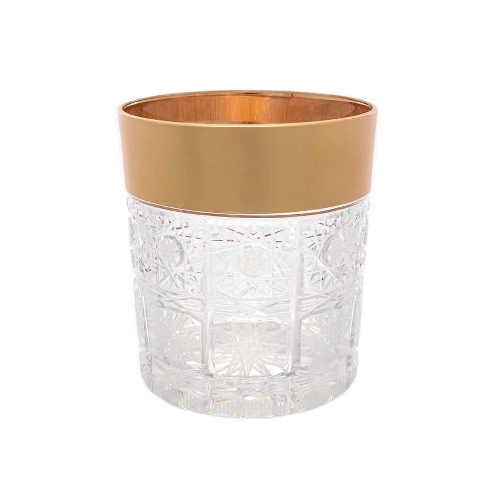 Набор стаканов для виски Crystal Heart 320 мл