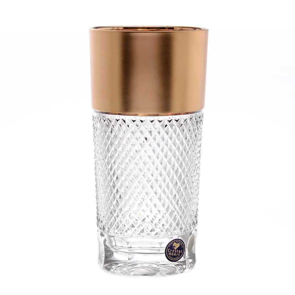 Набор стаканов Crystal Heart 350мл